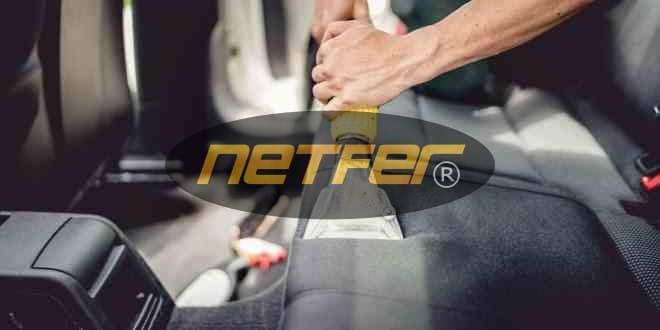Netfer Tümoto oto koltuk detay temizliği