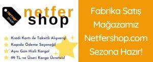 Netfershop açıldı